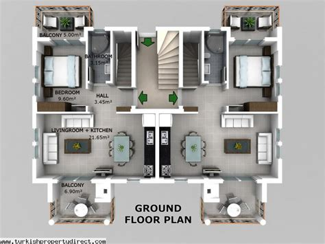 duplex apartment floor plans hisar apartments hisaronu 1st floor duplex off plan