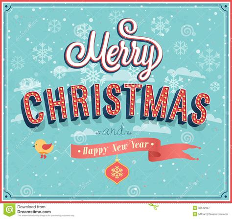 merry christmas typographic design royalty  stock photography image
