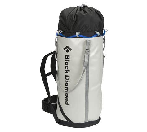 touchstone haul bag black climbing gear