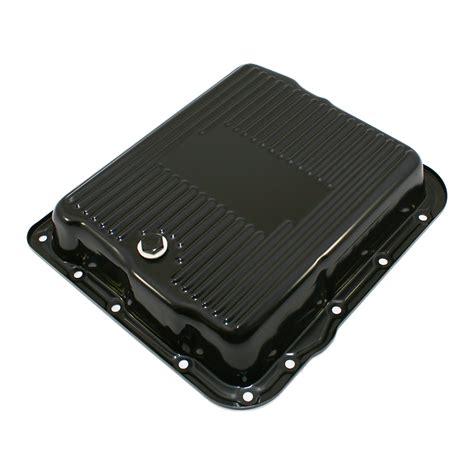 Cover 60 L Up 65 L gm 700r4 4l60e black transmission pan stock capacity