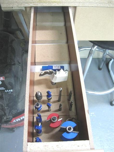 drawer slide router bit cheap yet very effective router bit storage drawers by