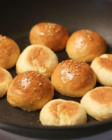 mini buns thirsty for tea mini burger buns