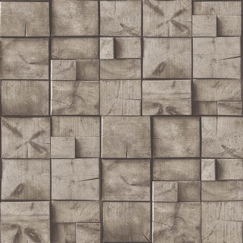 new wall wallpaper mural wallpaper small wooden blocks muriva j844 murivamuriva