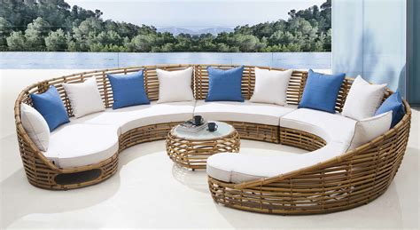 3d Seat Cushion Volcanic Glass cool wood fence plus wicker patio furniture set feat unique modern white chairs also glass