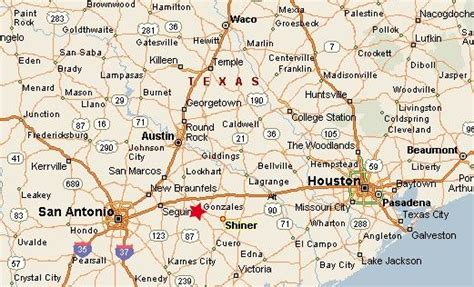 map of gonzales texas gonzales tx the handbook of texas texas state historical association tsha