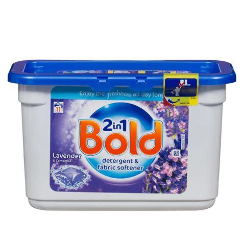 Beckham Set 2in1 Bn8849 b m gt bold 2 in 1 detergent fabric softener lavender camomile 11 x 35g 275398