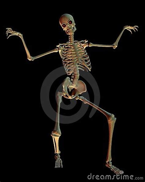 imagenes que se mueven de halloween dancing skeleton stock photo image 11502660