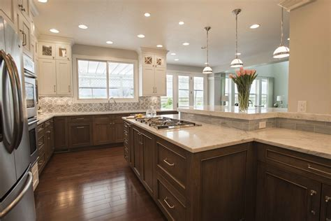 transitional kitchens arvada transitional kitchen caruso kitchens