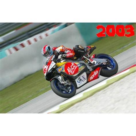 Racing Sticker Kit by Motogp Aprilia Racing Sticker Kit