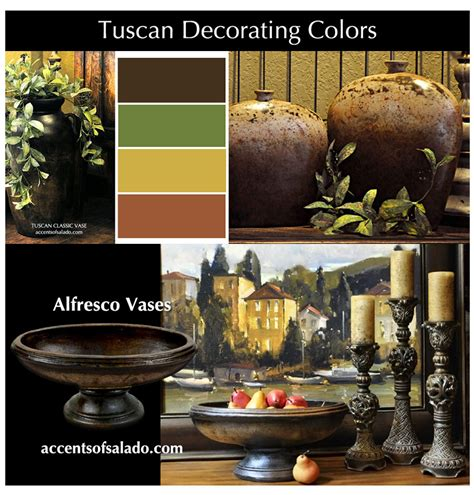 tuscan vases home decor tuscan decor alfresco classic tuscan floor vase