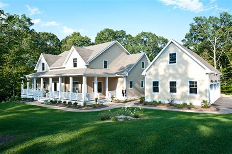 Large Country House Plans by The Autreyville House Plan Is A Luxurious Country House