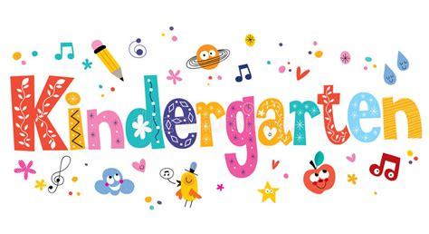 free kindergarten logo design kindergarten stock vector illustration of children