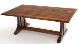 Mission Style Dining Room Table Craftsman Dining Table Bungalow Table Refined Mountain