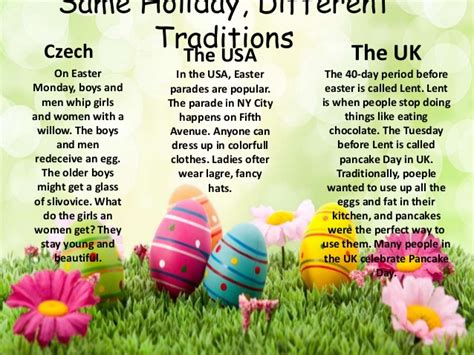 is easter monday a in usa easter in the republic