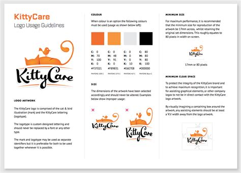 design guidelines logo brand collateral down with design
