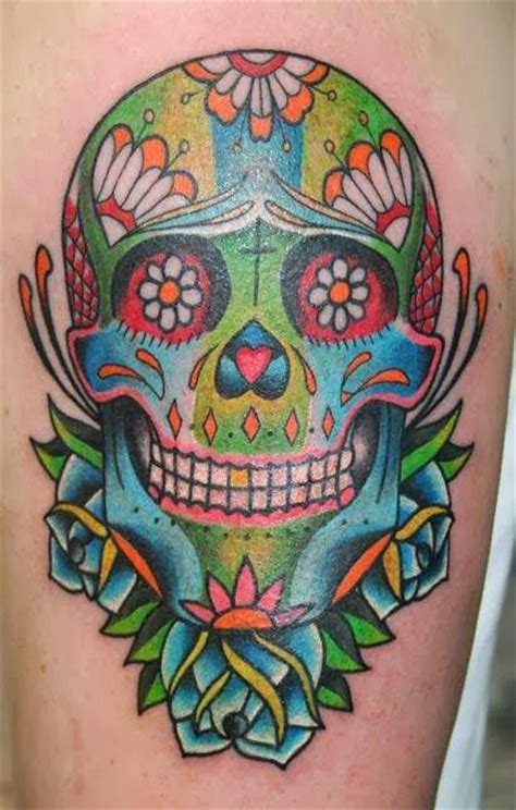 sugar skull tattoo meaning sugar skull meaning skull designs home