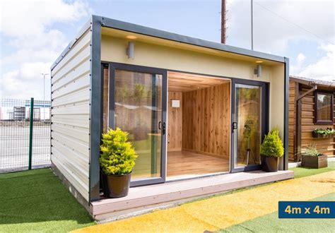 outdoor rooms ireland garden studio garden room garden sunroom steeltech