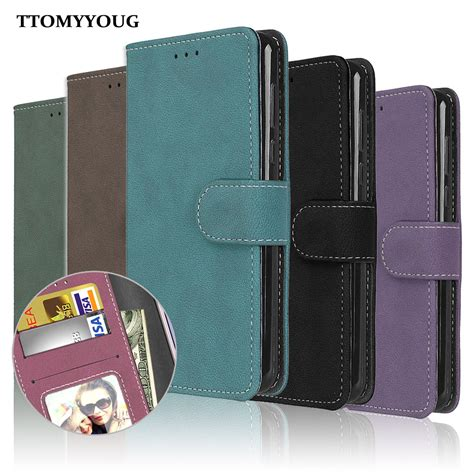 Holster Lg L90 L90 Dual Sarung Pinggang leather flip wallet for lg optimus l90 d405n dual d410 phone cases with card holder stand