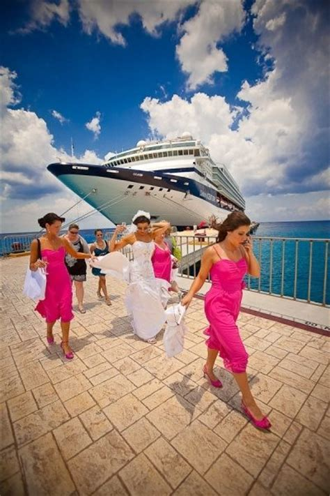 All Aboard The Cruise Wedding!     TopWeddingSites.com