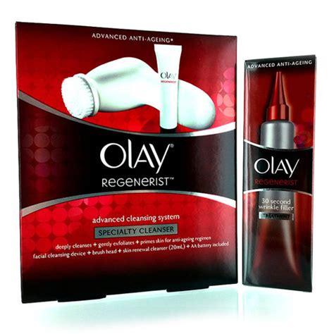 Olay Regenerist Cleansing System olay regenerist cleansing system kit 24 99 free s h mybargainbuddy