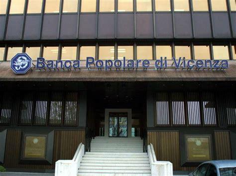 Banca Popolare A Palermo by Inchiesta Sulla Popolare Di Vicenza Indagato Zonin