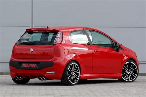 fiat punto 2010 fiat punto evo tuning by novitec new car used car