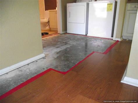 repair wet laminate flooring do it yourself