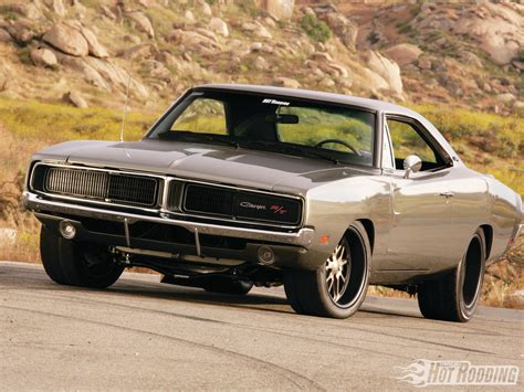 modified cars 1969 dodge charger