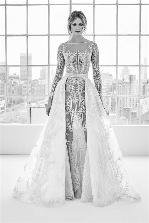 Zuhair Murad Spring 2018 Bridal Collection   LES FAÇONS