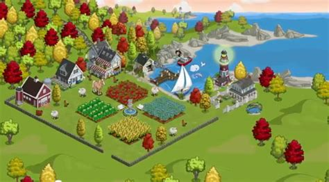 brandchannel: Zynga Gets More Visual and Social With ... Zynga Games Farmville 2 Facebook