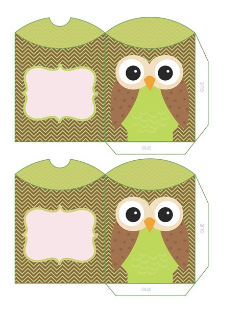 owl pillow box template 1000 images about papeles on surface pattern