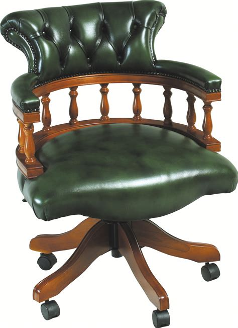 captains chair leather chairs