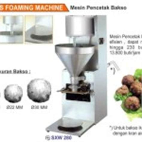 mesin cetak buat pentol bakso jual mesin pembuat bakso mesin cetak bakso alat
