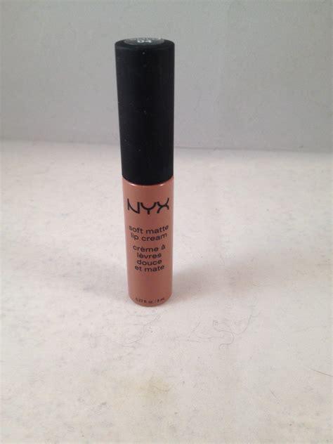 Lipgloss Matte Nyx nyx soft matte lip smlc04 lip lipgloss liquid lipstick lipcolor