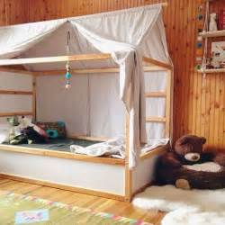 Canopy Bed Ikea Hack Mommo Design Ikea Beds Hacks