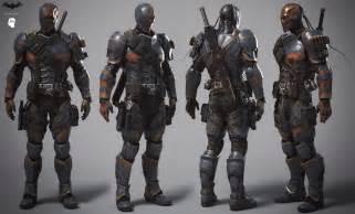 deathstroke armor template wip deathstroke batman arkham origins page 3