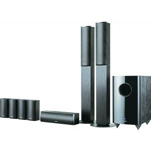 onkyo sks ht870 7 1 channel home theater speaker system at