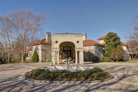 What Is A Mediterranean Style Home - kansas luxury home 1 luxury homes