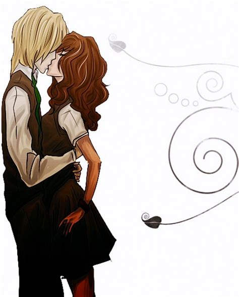 anime kiss dramione loveteam dramione sweet kiss anime
