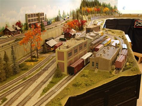 cnw peninsula div rr ho scale part 3 model railroad