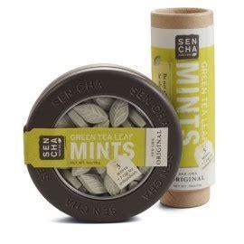 Sencha Green Tea Mints Original 9g Box sencha naturals original flavor green tea mints