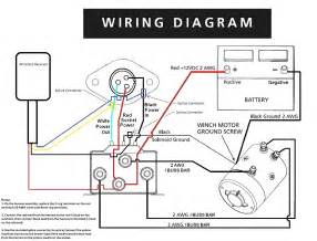 warn a2000 wiring diagram warn a2500 wiring diagram