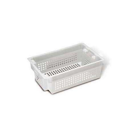 cassetta plastica cassetta plastica sovrapponibile forata 60x40x20