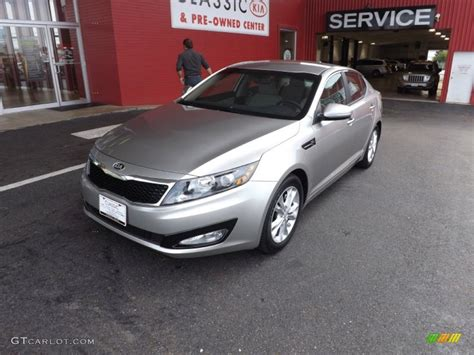 Kia Optima Satin Metal 2013 Satin Metal Metallic Kia Optima Ex 71132313 Photo 2