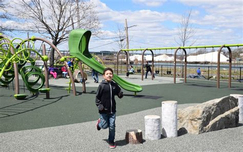 boston parks 5american legion playground boston parks recreation play equipment landscape design