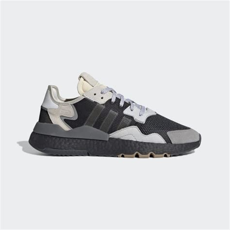 adidas nite jogger shoes black adidas us