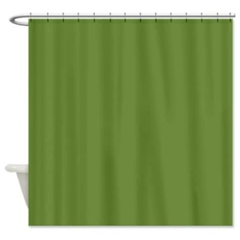 olive green shower curtain the shower curtain home