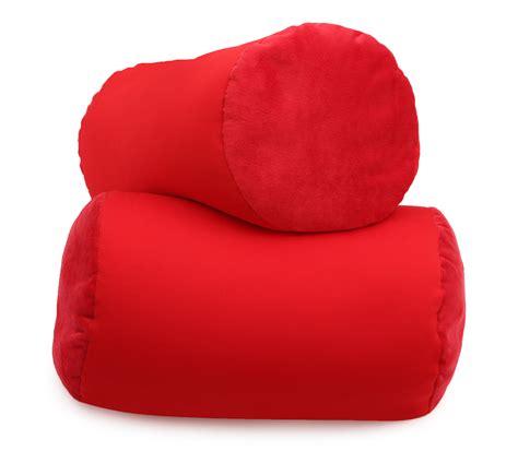 microbead pillow best neck roll bolster pillows