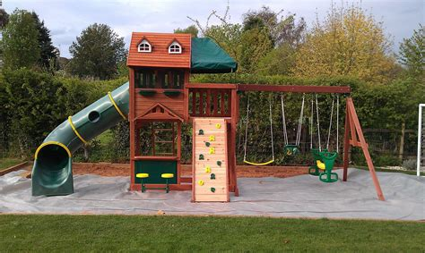children s swing sets australia sheridan cubby house climbing frame