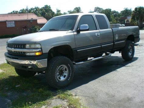 how it works cars 1999 chevrolet silverado 2500 spare parts catalogs buy used 1999 chevy silverado 2500 4x4 in jacksonville florida united states for us 4 500 00